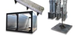 鋼製加工品製作例