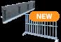 鋼製擁壁鋼製転落防止柵