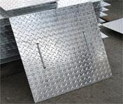 縞鋼板製ます蓋