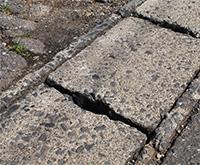 コンクリート製蓋の手掛け穴の問題点