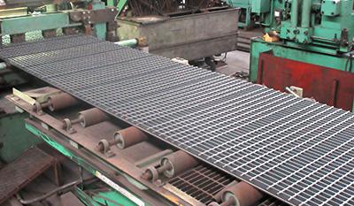 グレーチングの作り方パネル