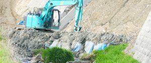 法面保護工事のイメージ